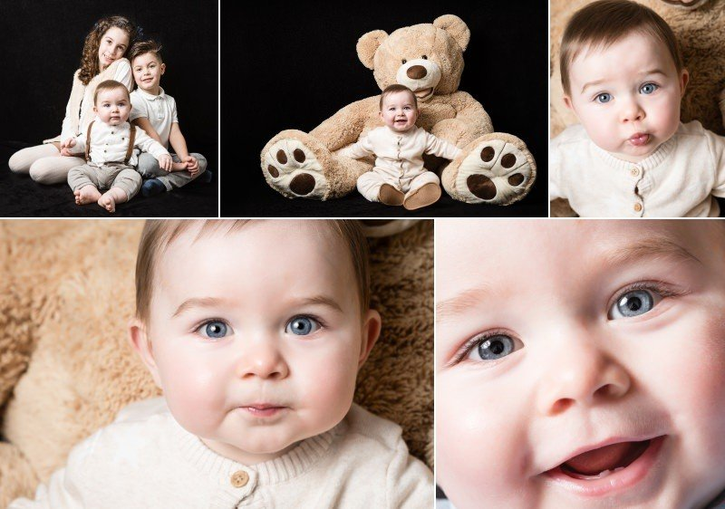 Baby and Family Photography Session