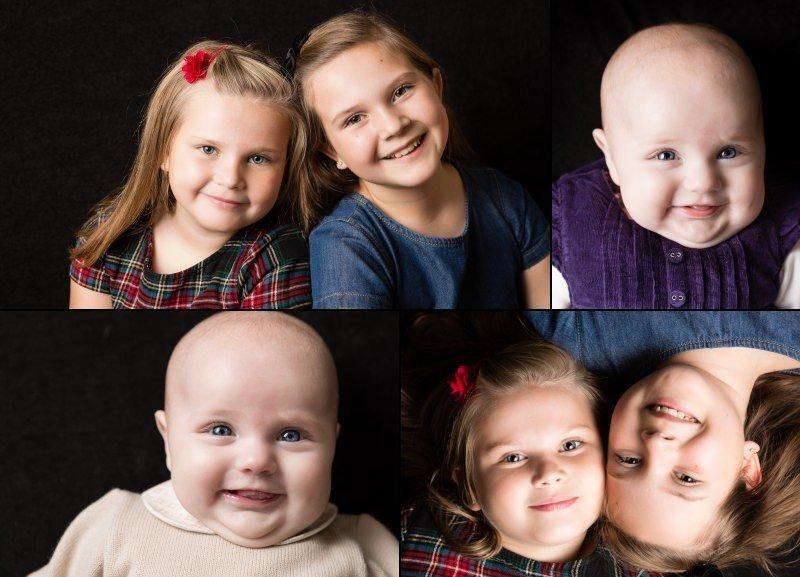 Baby portrait photography session Higham Kent