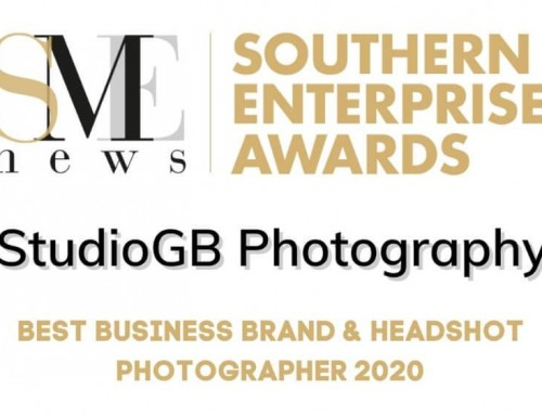 Southern Enterprise Awards – Best Business, Brand & Headshot Photographer of 2020