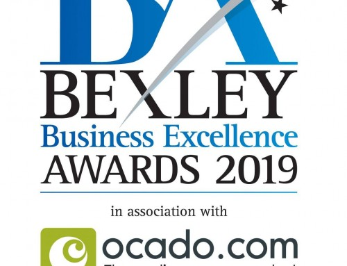 Bexley Business Excellence Awards Business Entrepreneur Finalist – 2019