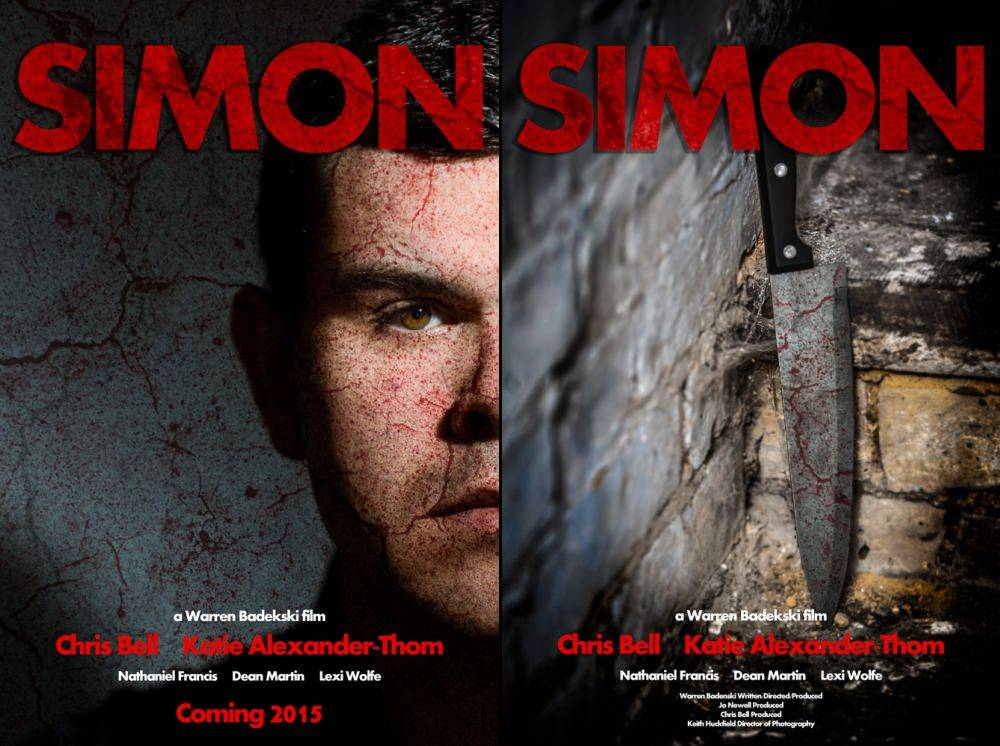 Digital Filmmaker | Published Movie Unit Photography for SIMON