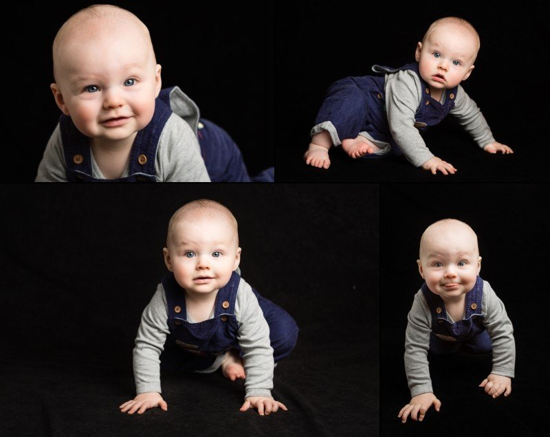 Eltham Baby Portrait Photography Session