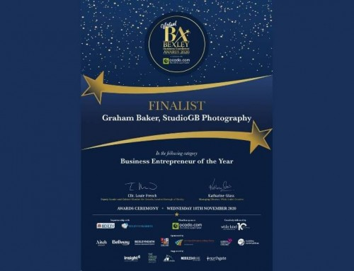 Bexley Business Awards – Finalist Entrepreneur of the year 2020