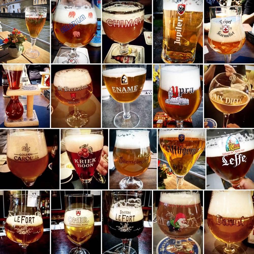 I Love Belgium Beer!