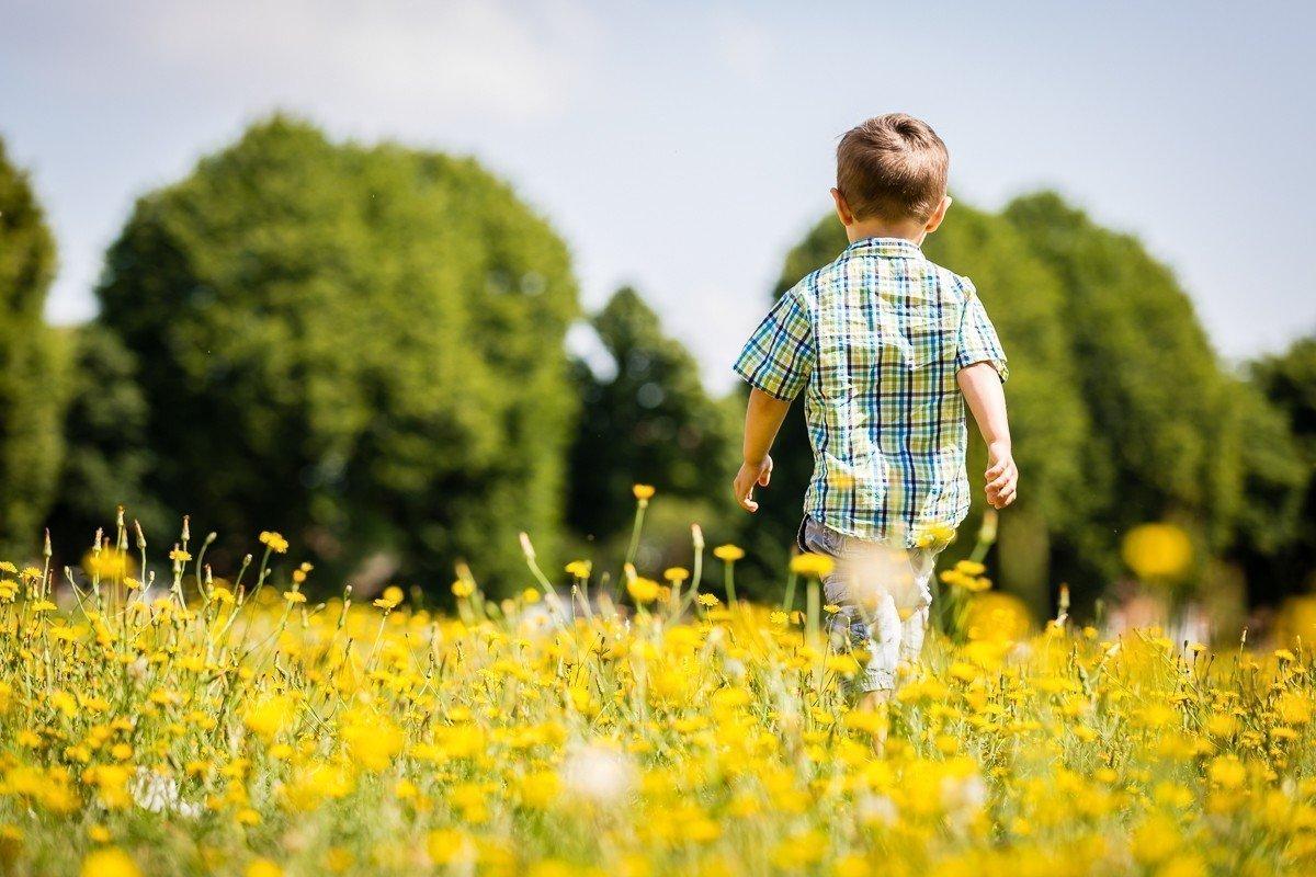 Bexley Children's Outdoor Lifestyle Photographer - Welling