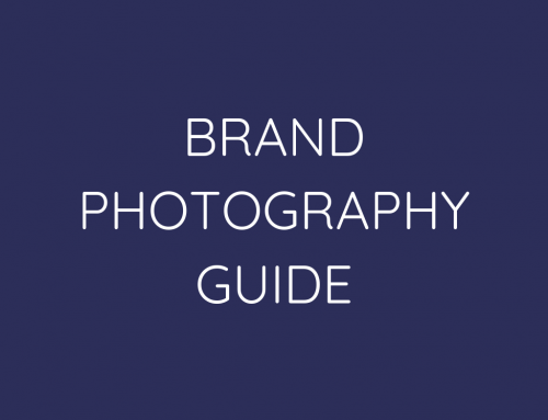 Free Guide to Brand Photography